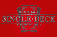 Играть бери деньга на Single Deck Blackjack Professional